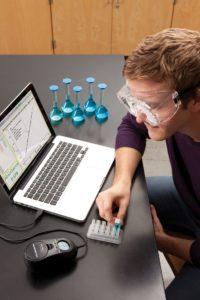 дослідження концентрації речовини