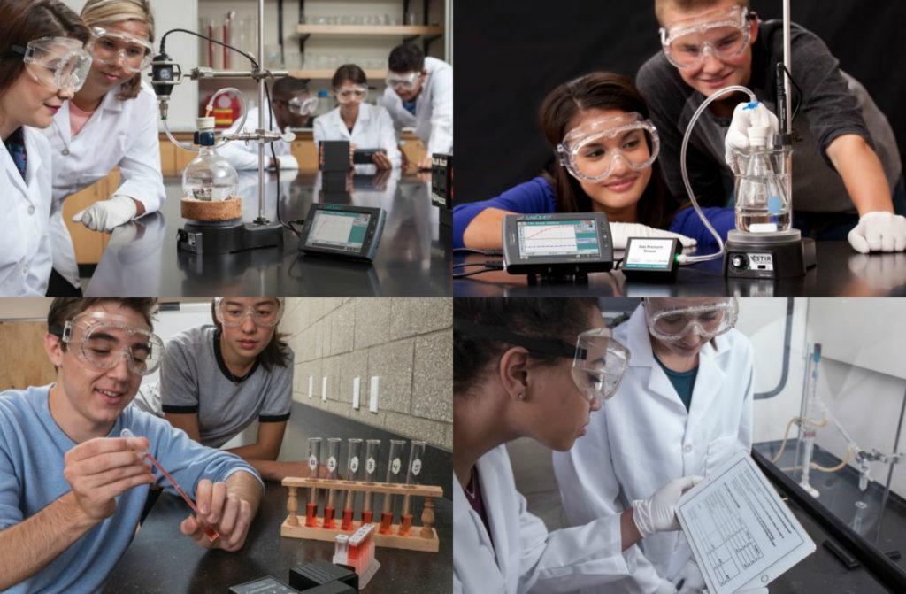 цифрова лабораторія для хімії